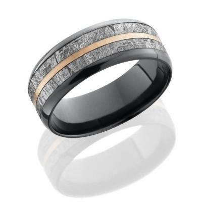 Meteorite Ring New York